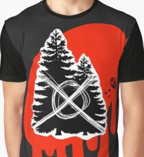 Marble Hornets Graphic T-Shirt