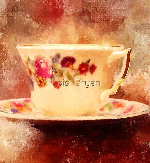 Time For Tea by Lois  Bryan