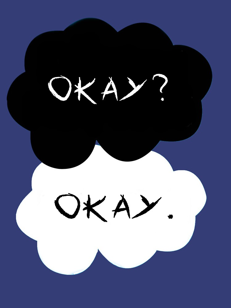 The Fault in Our Stars: Okay? | Unisex T-Shirt