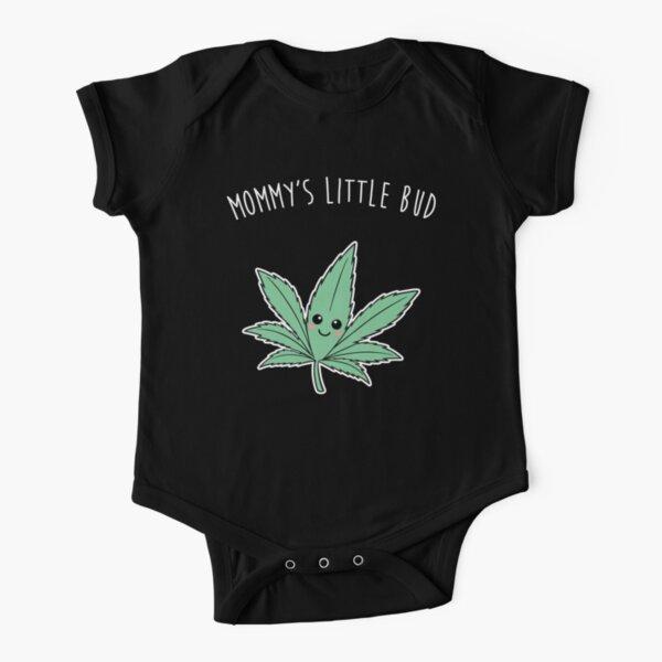 Mommy's Little Bud - Onesie Short Sleeve Baby One-Piece