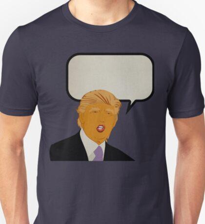 Donald Trump DIY Protest Poster T-Shirt