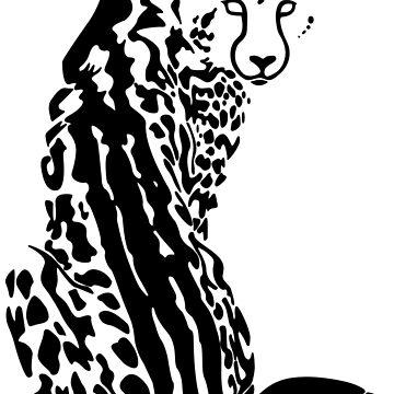 King Cheetah by weirdotwin
