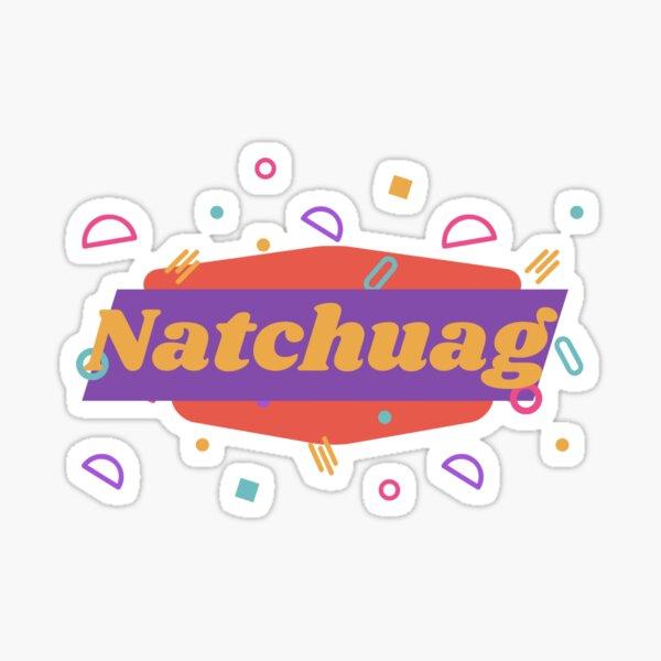 Natchaug Sticker