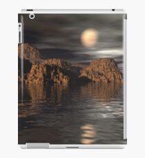 Vinilo o funda para iPad Night Time
