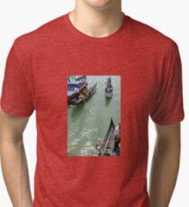 gondolas Tri-blend T-Shirt