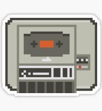 Commodore 64 Datasette Tape Recorder Sticker