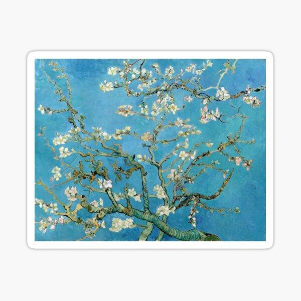 1890-Vincent van Gogh-Almond blossom-73.5x92 Sticker