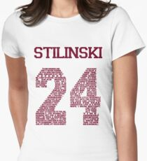 """Stiles """"Quote"""" Jersey V2.0 Women's Fitted T-Shirt"""