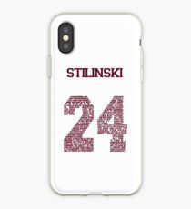 "Stiles ""Quote"" Jersey V2.0 iPhone Case"