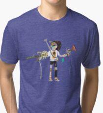 Muster Basster Tri-blend T-Shirt