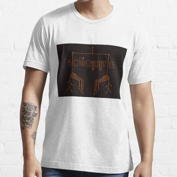 Bioinformatics  Essential T-Shirt