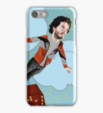Flight Of The Conchords - Flying iPhone Case/Skin