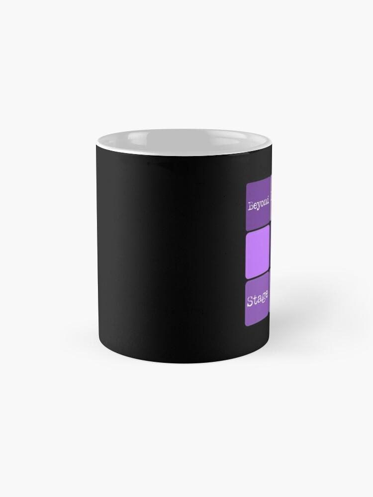Alternate view of BTS Cube #btsconnect Mug