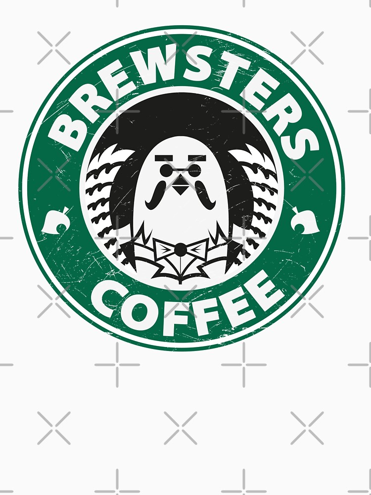 Brewsters Coffee (distressed) | Unisex T-Shirt