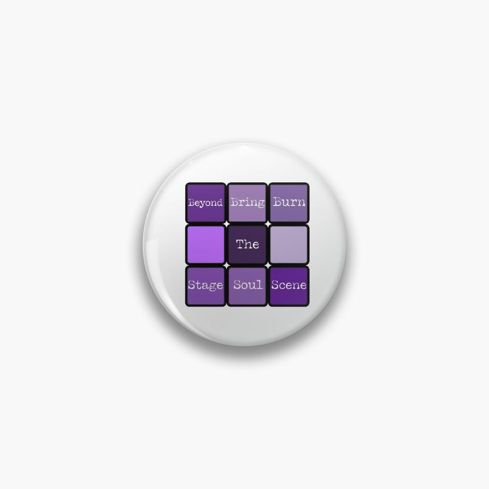 BTS Cube Pin