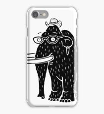 Frozen Mammoth iPhone Case/Skin