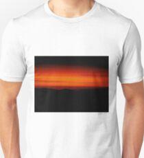 Sunset Glow Over Stukel T-Shirt