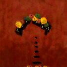 Frida's Flowers by auroraarts1
