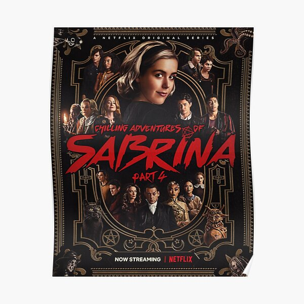 Las escalofriantes aventuras de Sabrina Póster