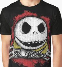 Sk8llington (collab with biticol) Graphic T-Shirt