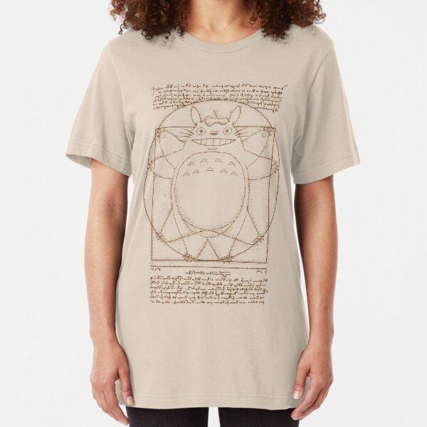 Vitruvian Neighbor Slim Fit T-Shirt
