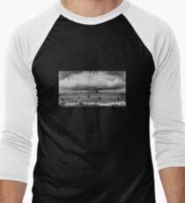 Nuclear Weapon Test - Bikini Atoll  Men's Baseball ¾ T-Shirt