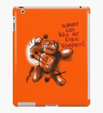 cartoon style voodoo baby iPad Case/Skin