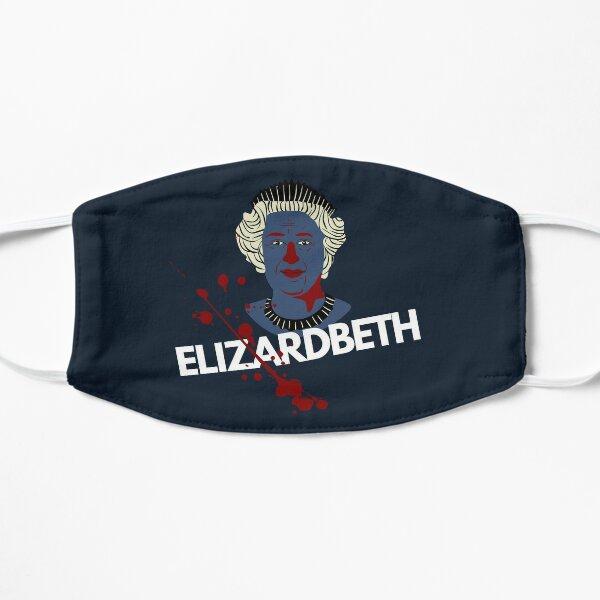 E Lizard BETH The Shapeshifting Reptilian Queen Mask