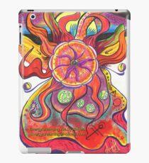 Divine feminine rising iPad Case/Skin