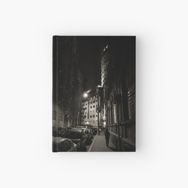 alley Hardcover Journal