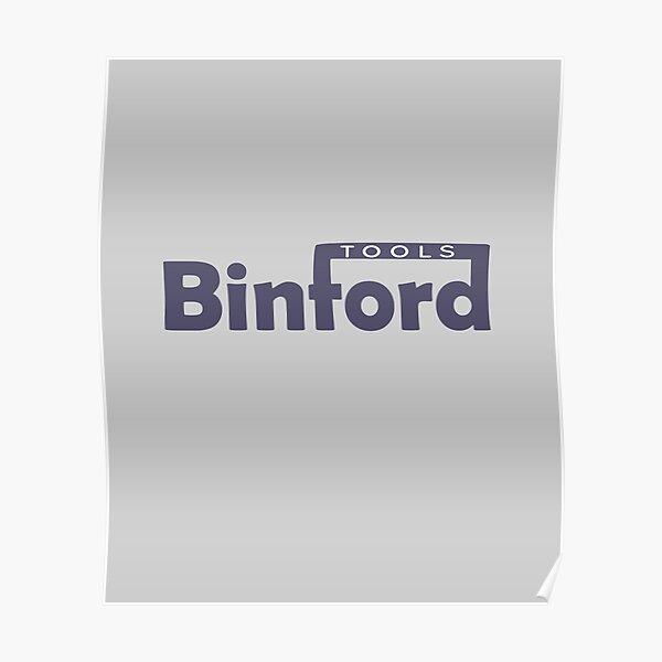 binford tools Poster