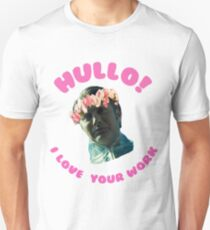 Hannibal I Love Your Work Unisex T-Shirt