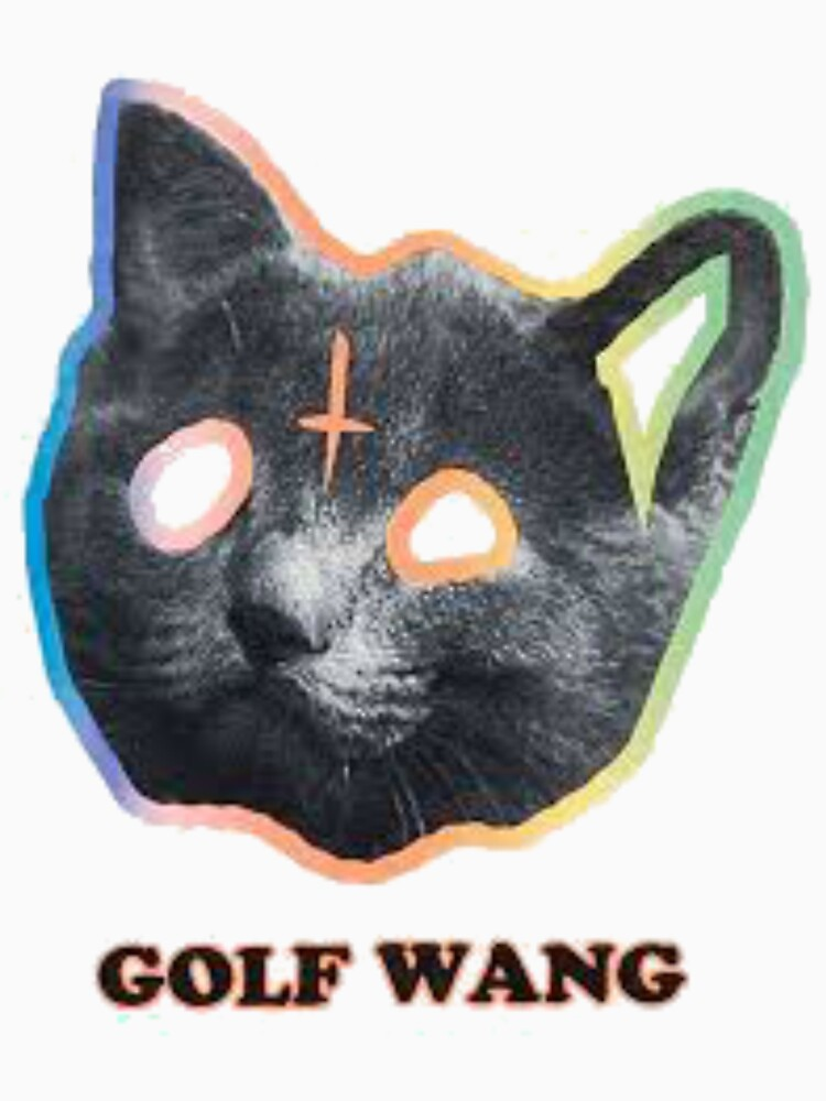 c9d691e5f921 TShirtGifter presents  Golf wang cat tee