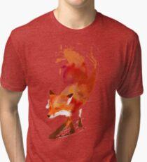 Vulpes Vulpes Tri-blend T-Shirt