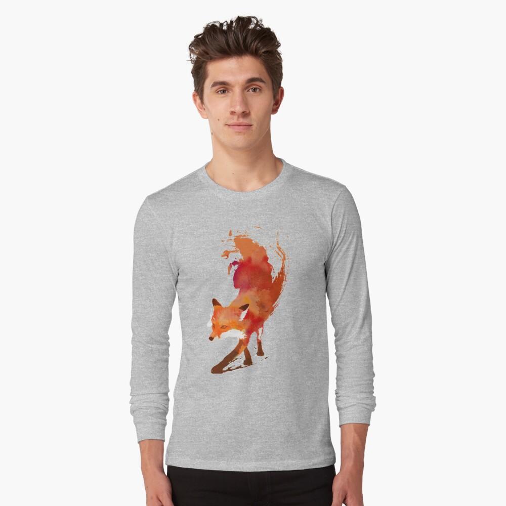 Vulpes Vulpes Long Sleeve T-Shirt
