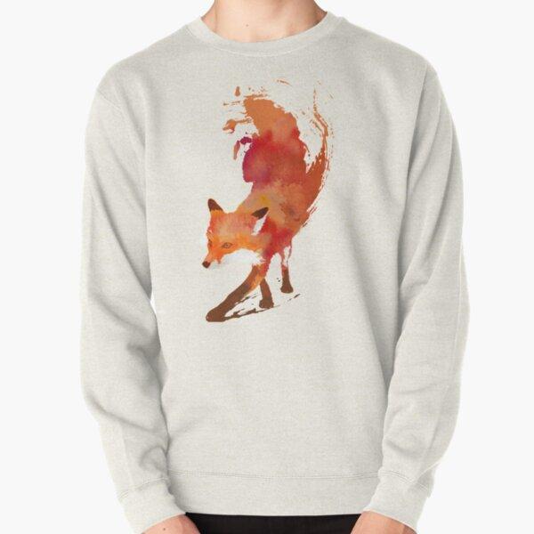 Vulpes Vulpes Pullover Sweatshirt