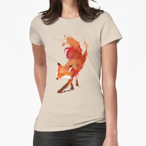 Vulpes Vulpes Tailliertes T-Shirt