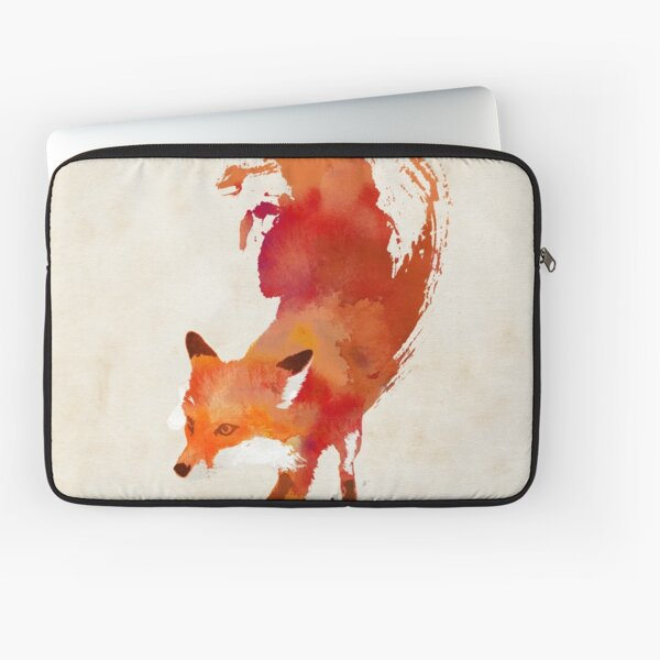 Vulpes Vulpes Laptop Sleeve