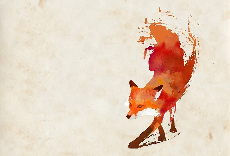 Fox Hardcover Journals Redbubble