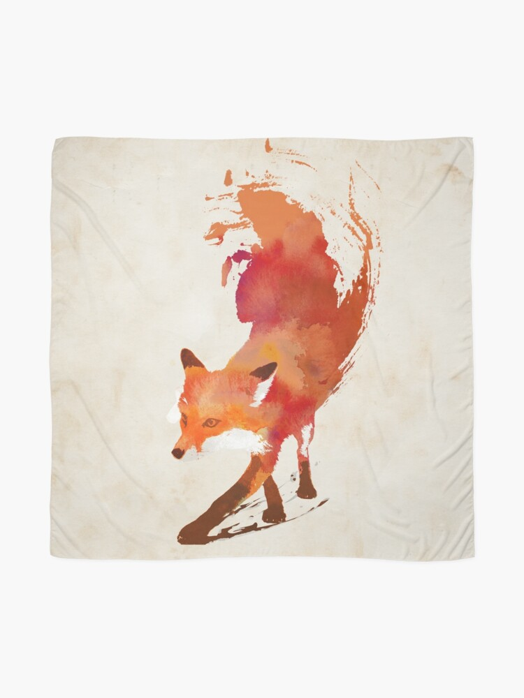 Alternate view of Vulpes Vulpes Scarf
