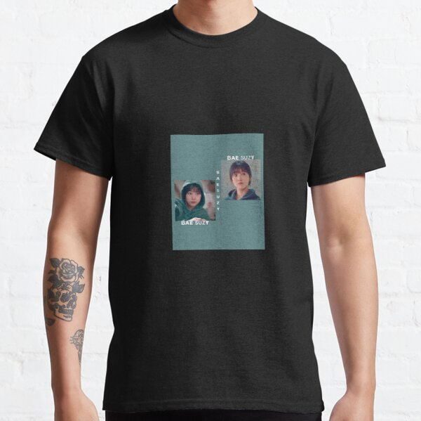 BAE SUZY (배수지) EDIT Classic T-Shirt