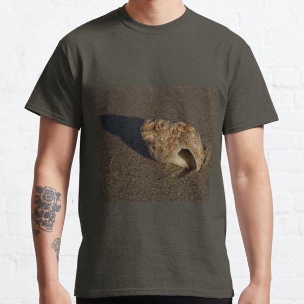 Weathered Whelk on Fahan Beach Classic T-Shirt