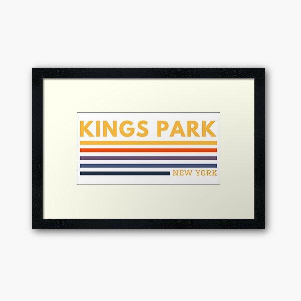 Kings Park New York Framed Art Print