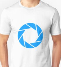 Aperture science logo merch! T-Shirt