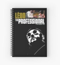 leon the professional Spiral Notebook