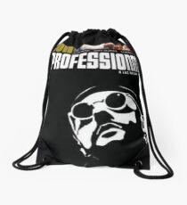leon the professional Drawstring Bag