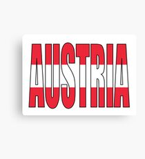 Austria Canvas Print