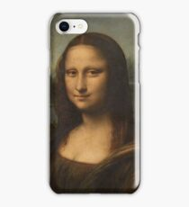 Leonardo Da Vinci - Mona Lisa iPhone Case/Skin