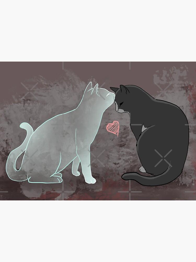 Kitten by JennyJinya