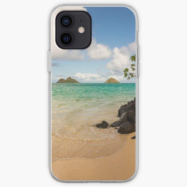Lanikai Beach 1 - Oahu Hawaii iPhone Soft Case